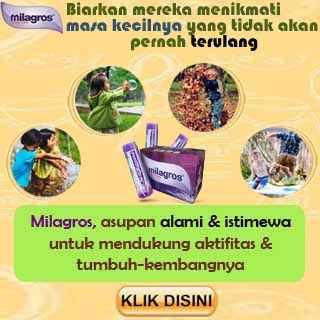 Manfaat Milagros untuk Anak Maupun Balita